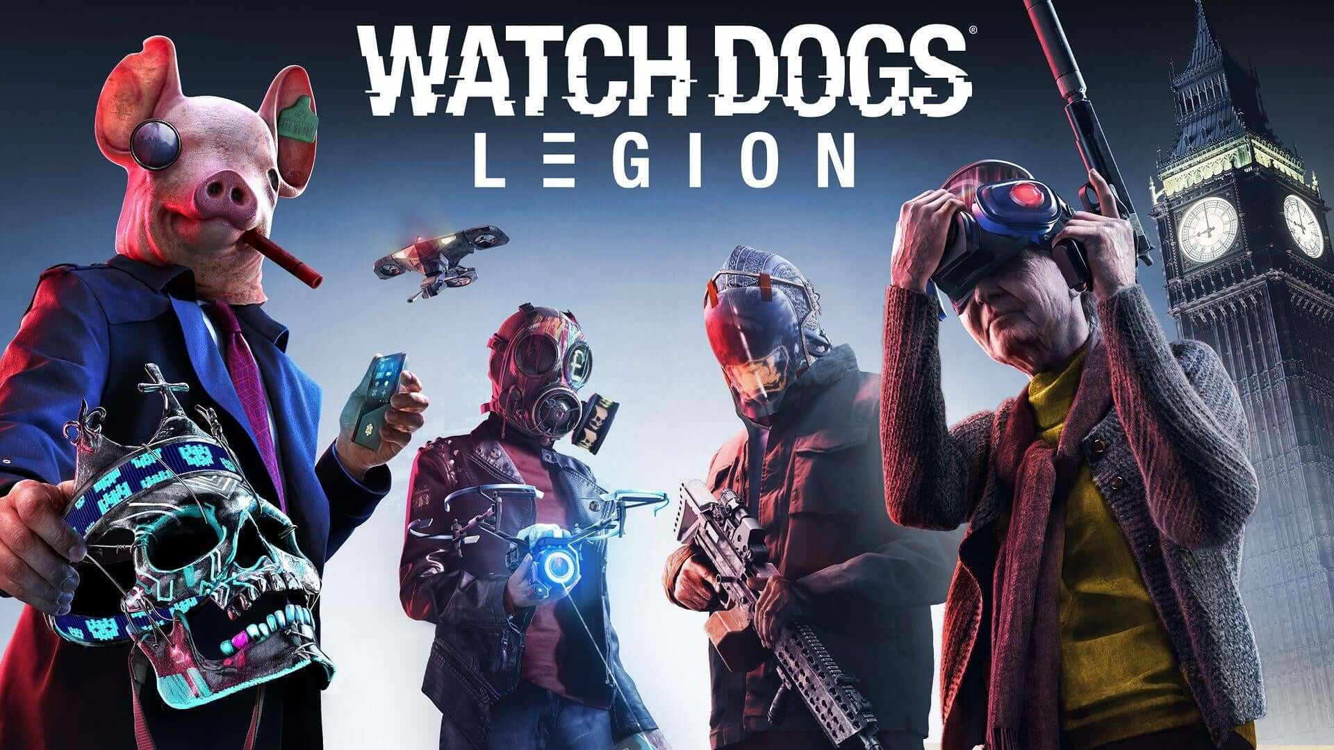 Se filtran nuevos detalles importantes de Watch Dogs Legion