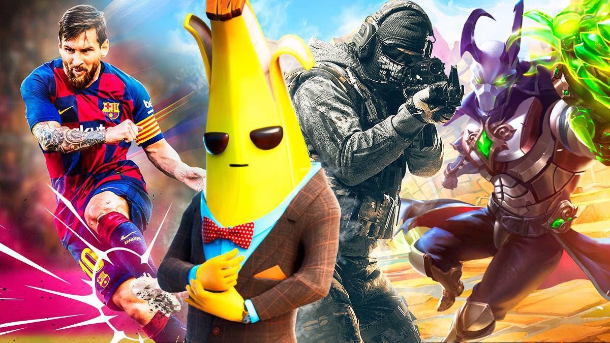mejores juegos gratis de PC de 2020