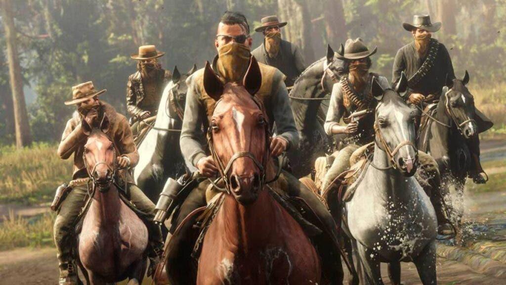Rockstar revela las bonificaciones de Red Dead Online