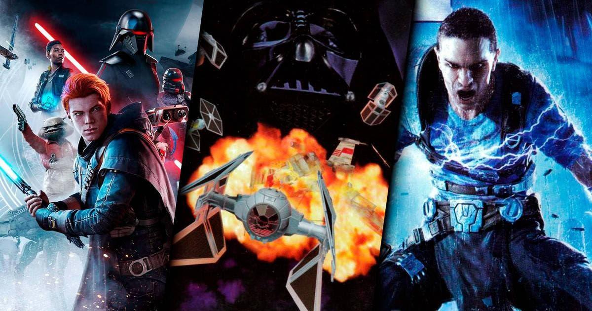 ¿En qué orden debo jugar a los juegos de Star Wars?