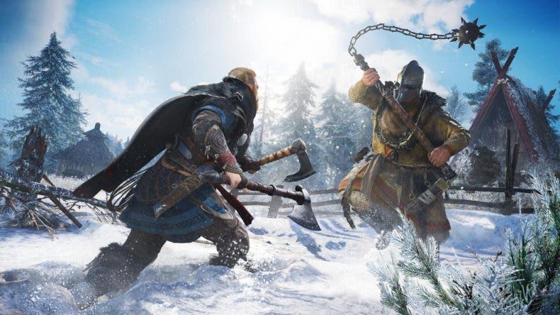 Nuevas imágenes de Assassin's Creed Valhalla