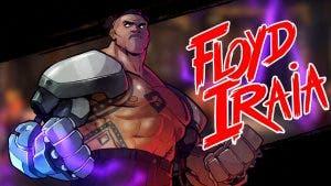 Floyd Irania Streets of Rage 4