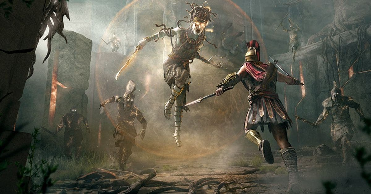 peleas contra dioses en Assassin's Creed Valhalla