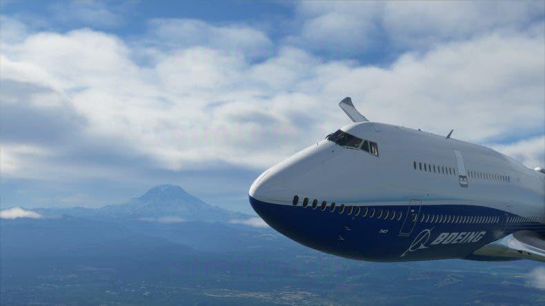 Microsoft Flight Simulator recibe nuevas imágenes y más invitaciones para la Alpha 1