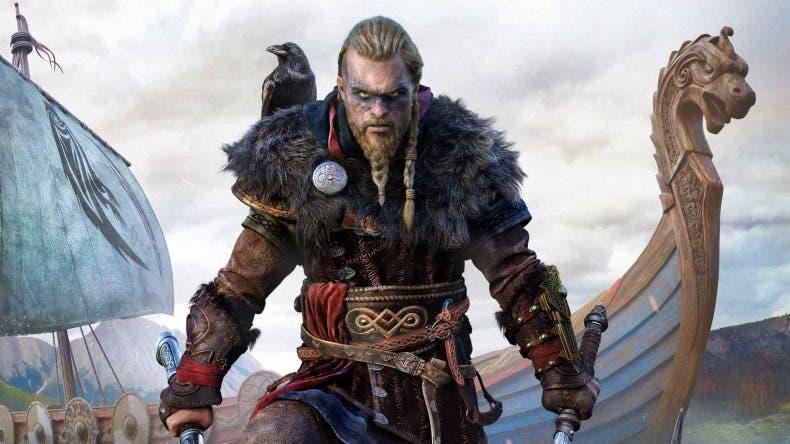 Desvelado el diseño de la portada de Assassin's Creed Valhalla en la Microsoft Store 1