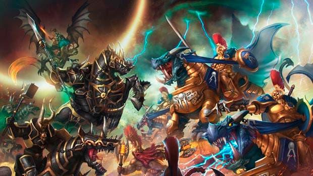 Frontier confirma el desarrollo de un juego basado en Warhammer: Age of Sigmar 1