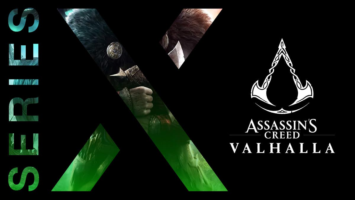 Un fan crea una increíble Xbox Series X de Assassin's Creed Valhalla