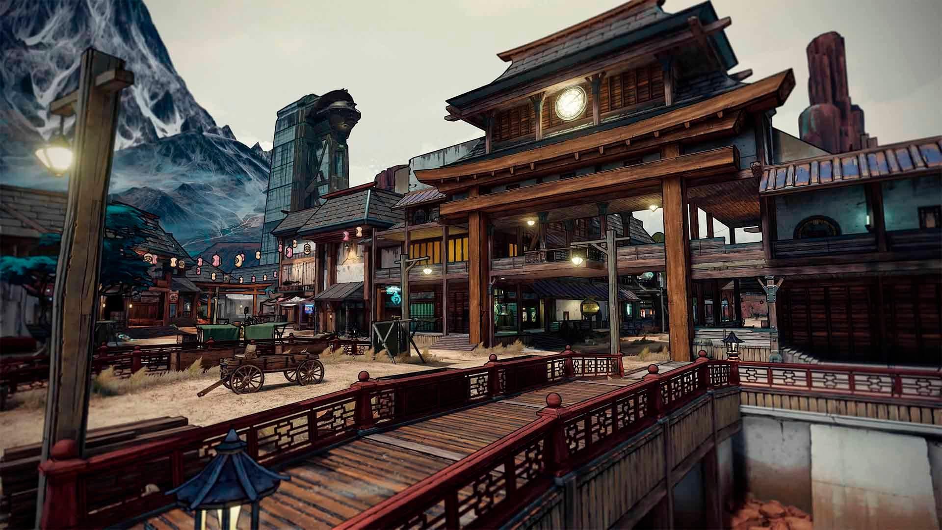 Borderlands 3 presenta su próxima expansión, Recompensa de sangre 2