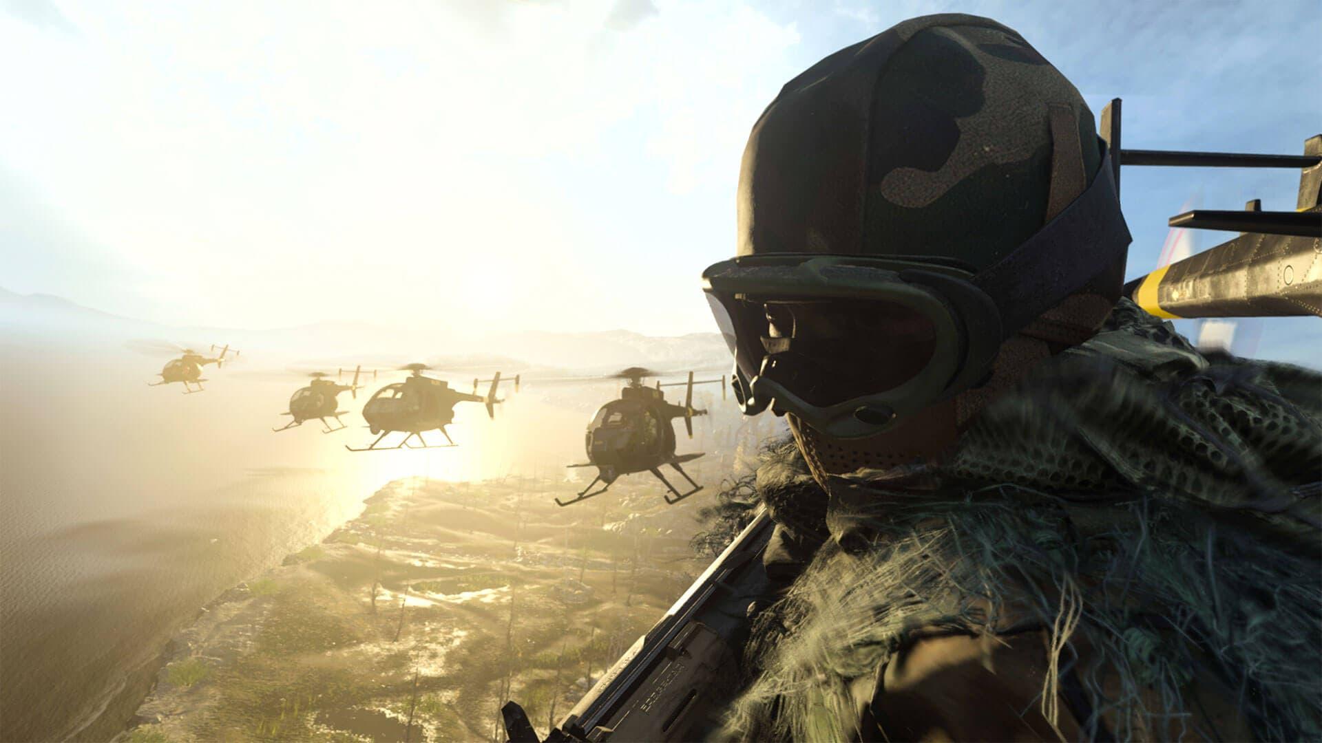 Se filtra un nuevo mapa de la Temporada 4 de Call of Duty: Warzone