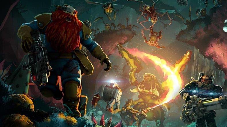 Deep Rock Galactic presenta una extensa hoja de ruta repleta de futuros contenidos 1