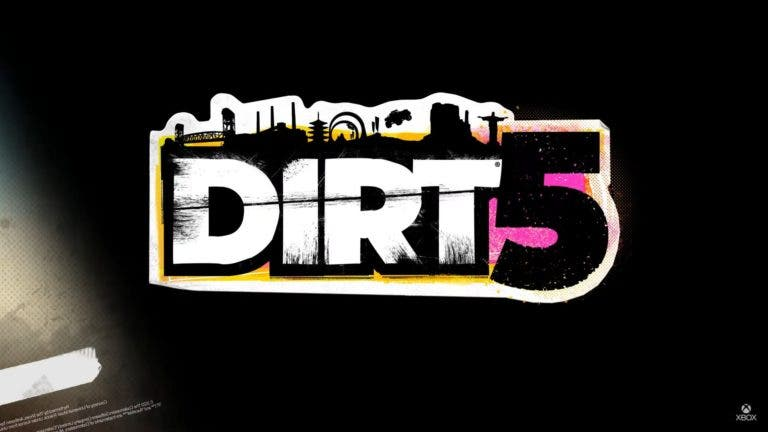 Codemasters anuncia Dirt 5