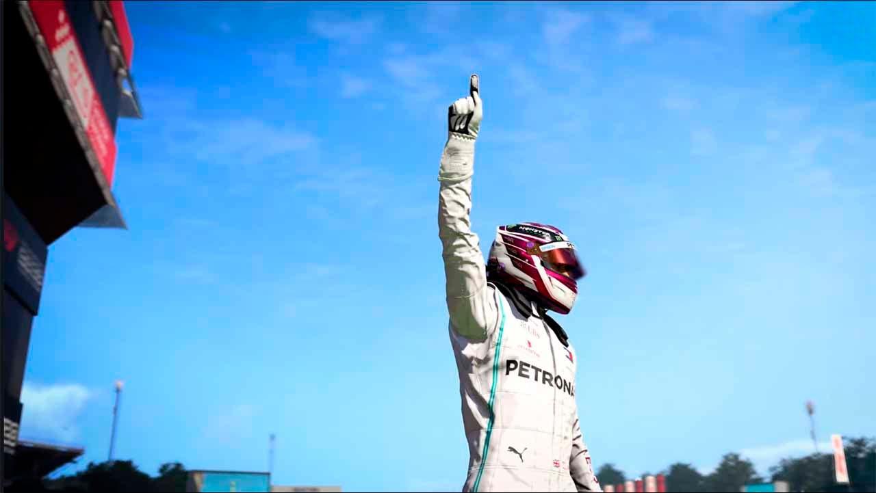 F1 2020 rendirá homenaje al piloto más laureado de la historia 1