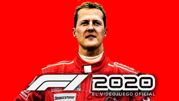F1 2020 rendirá homenaje al piloto más laureado de la historia 4