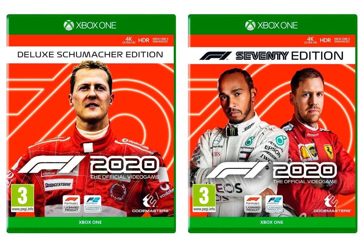 F1 2020 descubre su primer gameplay en el renovado circuito de Zandvoort 2