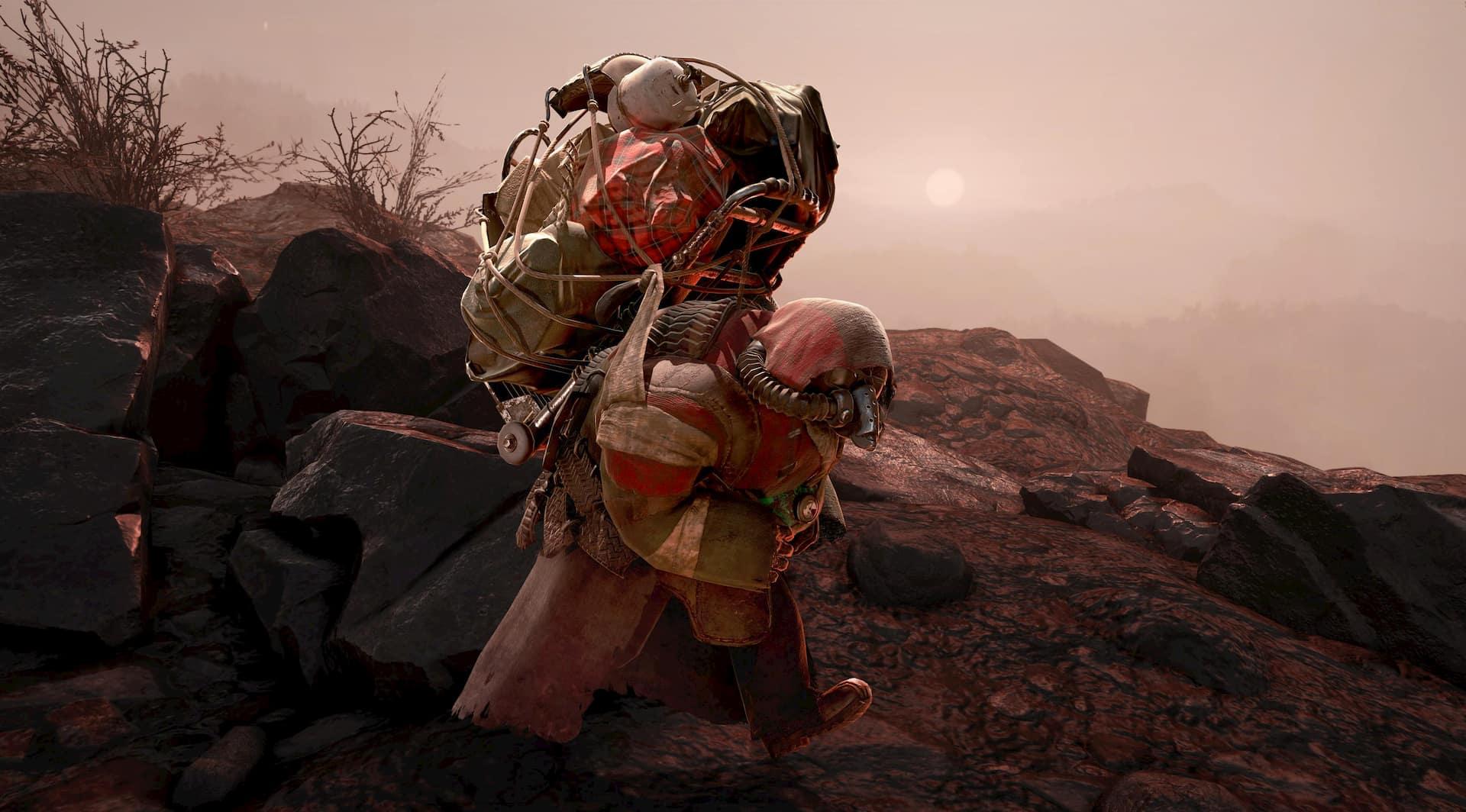 Fallout 76 termina el mes con dos nuevos eventos