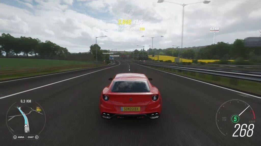 Forza Horizon 4 on xCloud