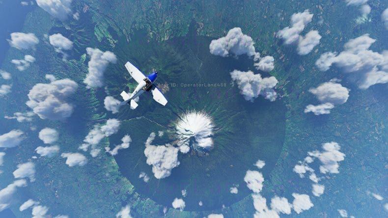 Nuevas capturas de Microsoft Flight Simulator descubren las nubes volumétricas 1