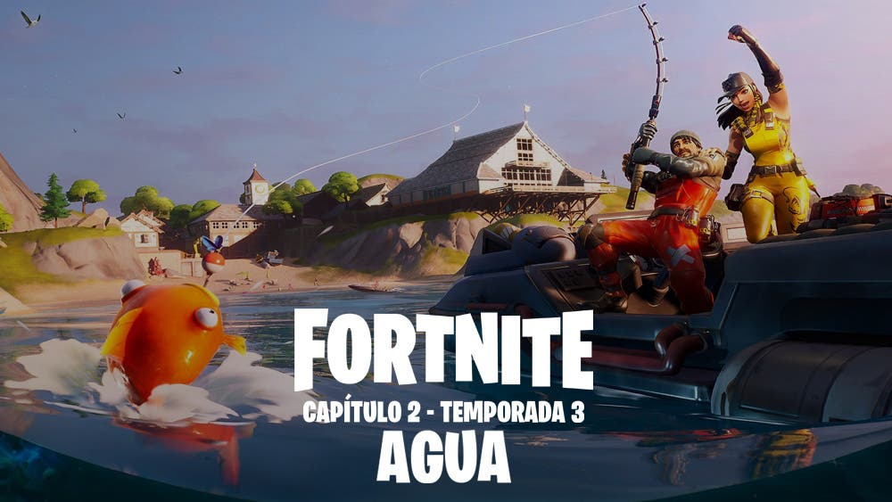 Epic Games retrasa la Temporada 3 de Fortnite Capítulo 2 y su evento nuevamente