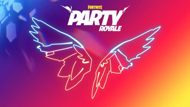 Hoy se celebra el Party Royale de Fortnite, con Steve Aoki y deadmau5, celebrando los 350 millones de usuarios 1