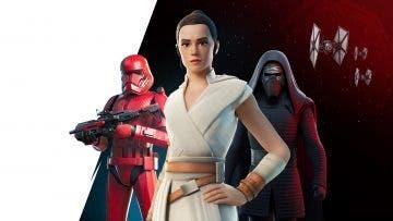 Vuelven los sables láser y las skins de Star Wars a Fortnite para celebrar el día de Star Wars