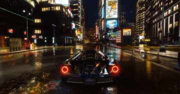 GTA IV luce increíble a 4K y con Ray Tracing