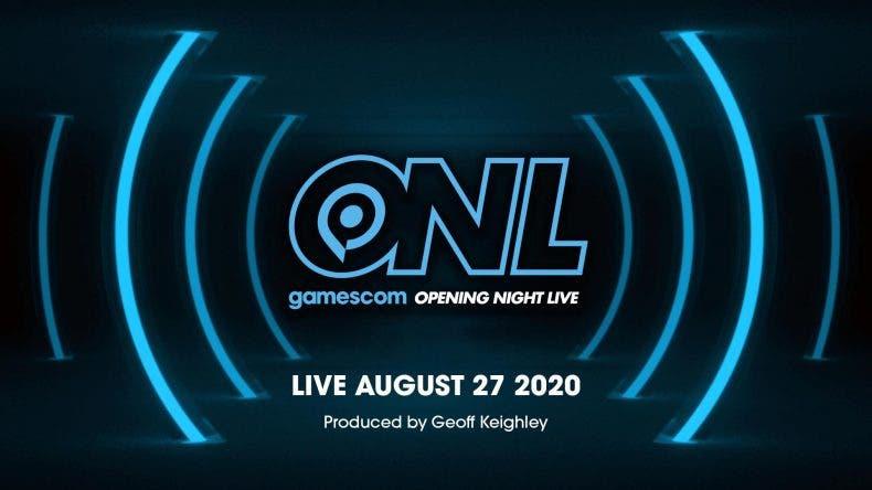 Confirmadas las fechas para los eventos digitales de la Gamescom 2020 1