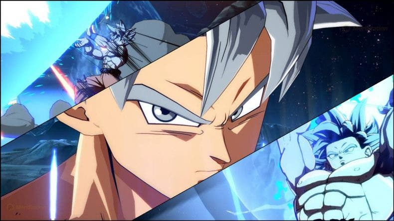 Nuevo tráiler del poderoso Goku Ultra Instinto en Dragon Ball FighterZ 1