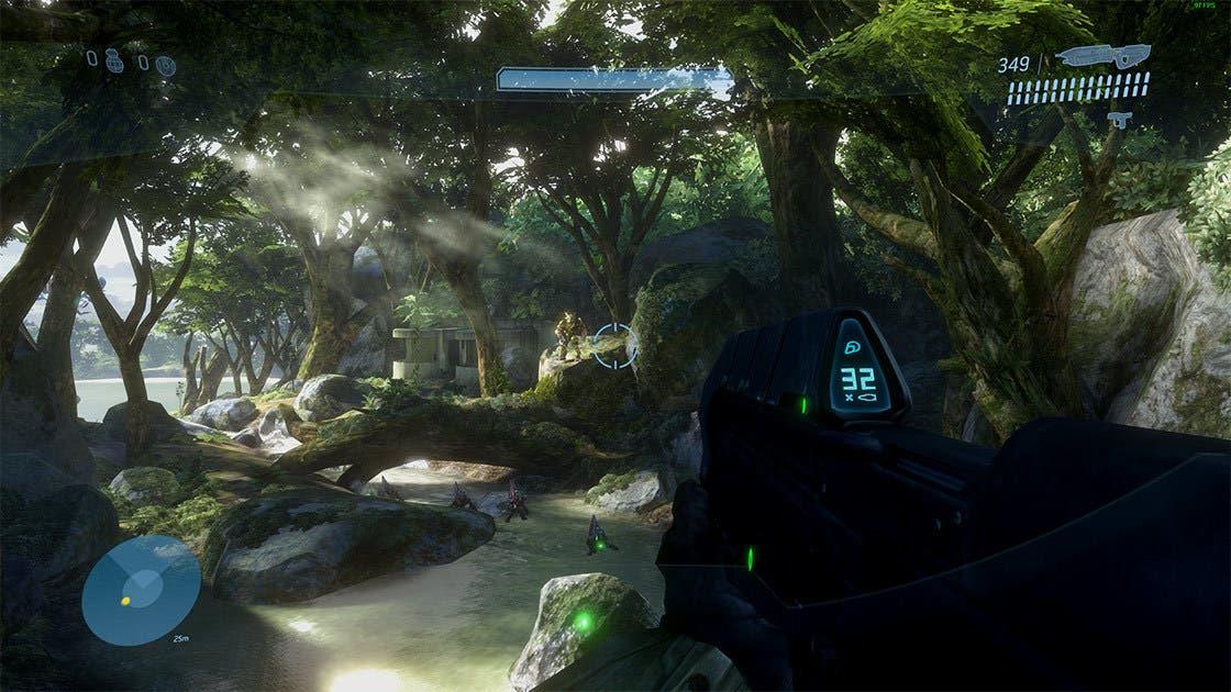 Descubiertas las primeras imágenes de Halo 3 en su versión de PC 2