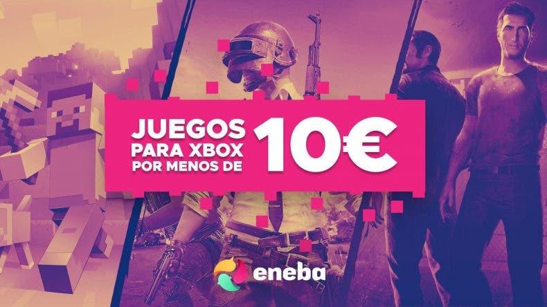 Las mejores ofertas de Eneba para Xbox One: juegos baratos, Xbox Live Gold, Game Pass y tarjetas regalo 1