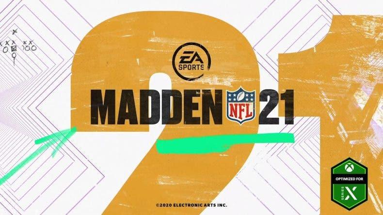 El soporte a Smart Delivery de Madden NFL 21 tiene ciertas condiciones 1