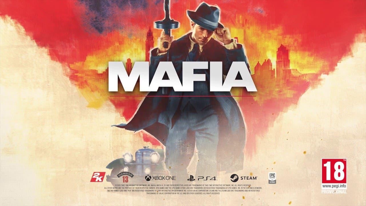 Mafia Definitive Edition luce espectacular en su primer tráiler centrado en la historia