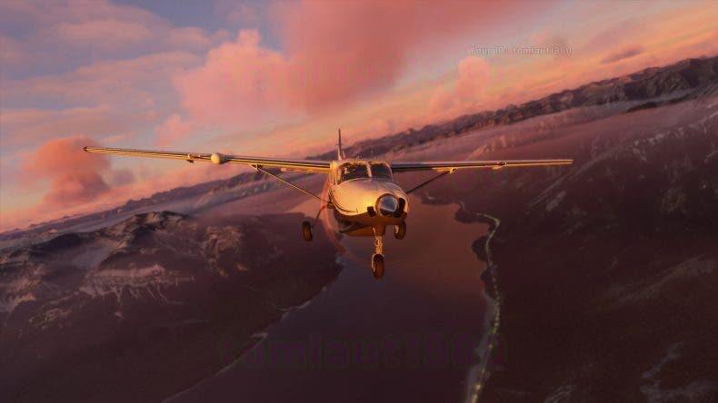 Llegan nuevas imágenes y vídeos de Microsoft Flight Simulator desde la comunidad 1