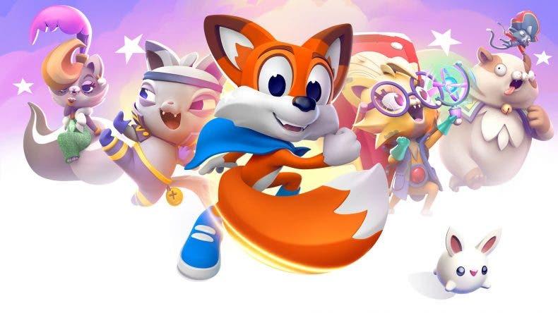 New Super Lucky's Tale llegará próximamente a Xbox One 1