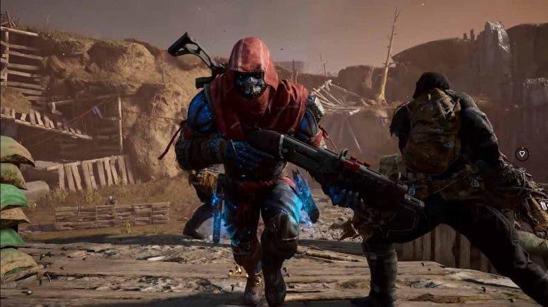 A lo largo de hoy se habilitará la pre-descarga de Outriders en Xbox 1