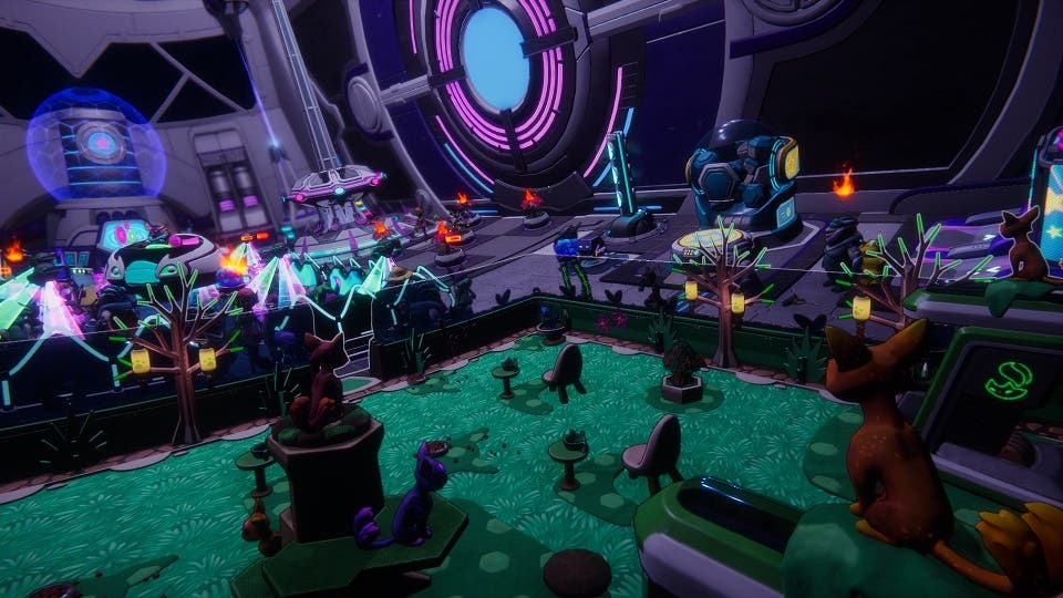 Spacebase Startopia llegará a finales de año a Xbox One