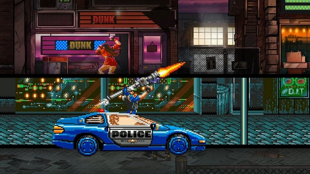 guiños streets of rage 4