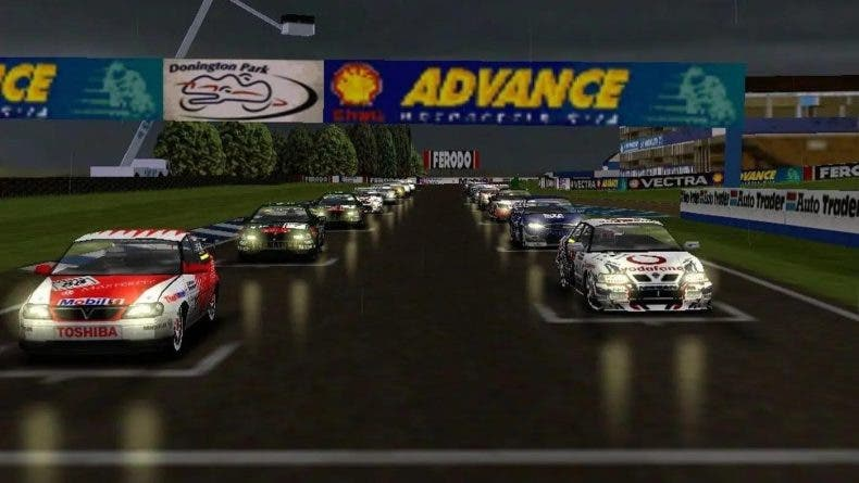 Codemasters estaría valorando el regreso la legendaria saga TOCA Touring Cars 1