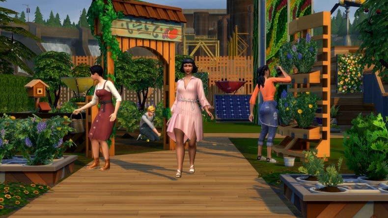 Los Sims 4 Vida Ecológica, el nuevo pack de expansión, estará disponible el 5 de junio 1