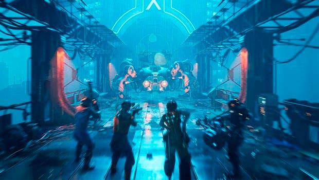 The Ascent vuelve a mostrarse en un gameplay corriendo en Xbox Series X 2