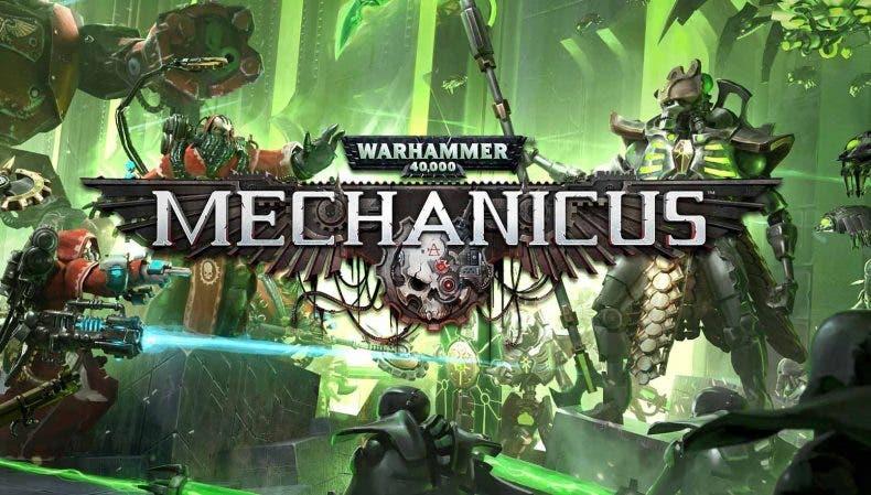 Warhammer 40.000: Mechanicus confirma su lanzamiento en consolas 1