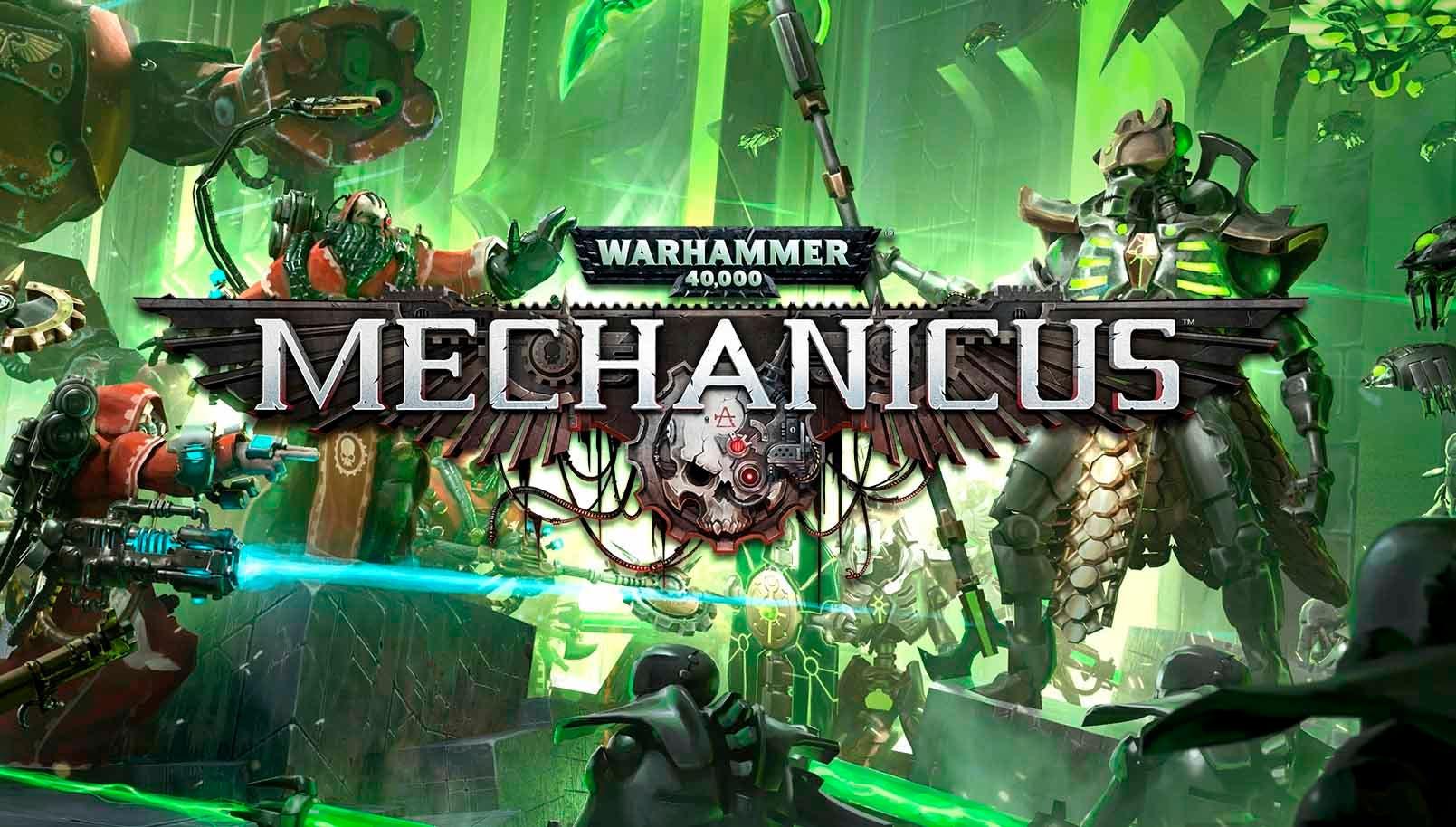 Warhammer 40.000: Mechanicus confirma su lanzamiento en consolas 4