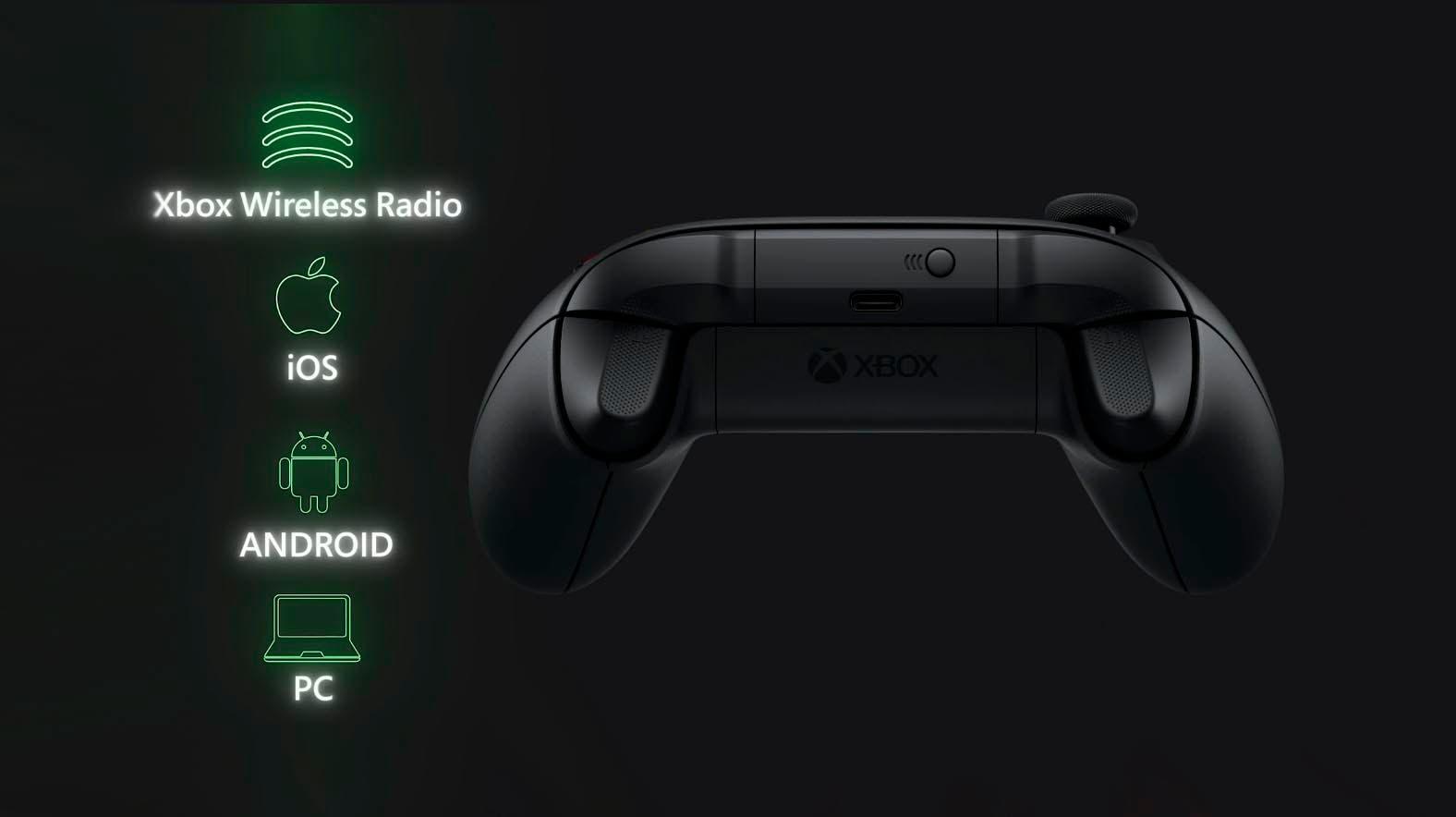 El mando de Xbox Series X guardará la sincronización entre diferentes dispositivos 2