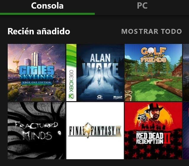 Llegan nuevos juegos a Xbox Game Pass de Xbox One y PC, entre ellos Alan Wake [ACTUALIZADA] 2