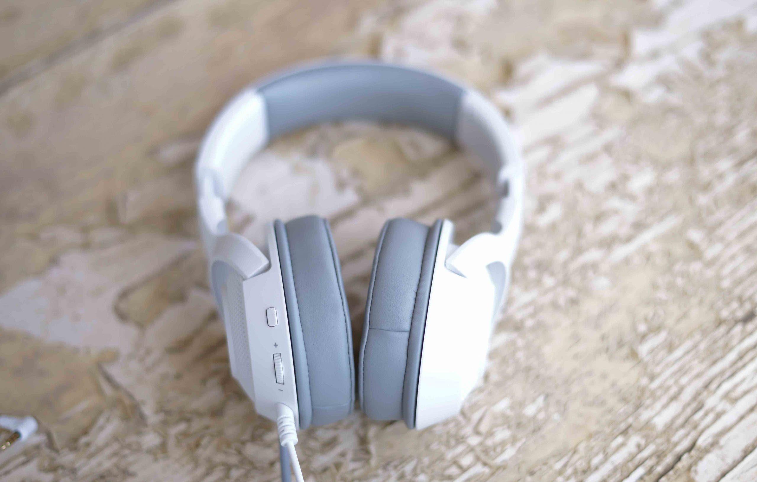Análisis de los auriculares Razer Kraken X Mercury 3