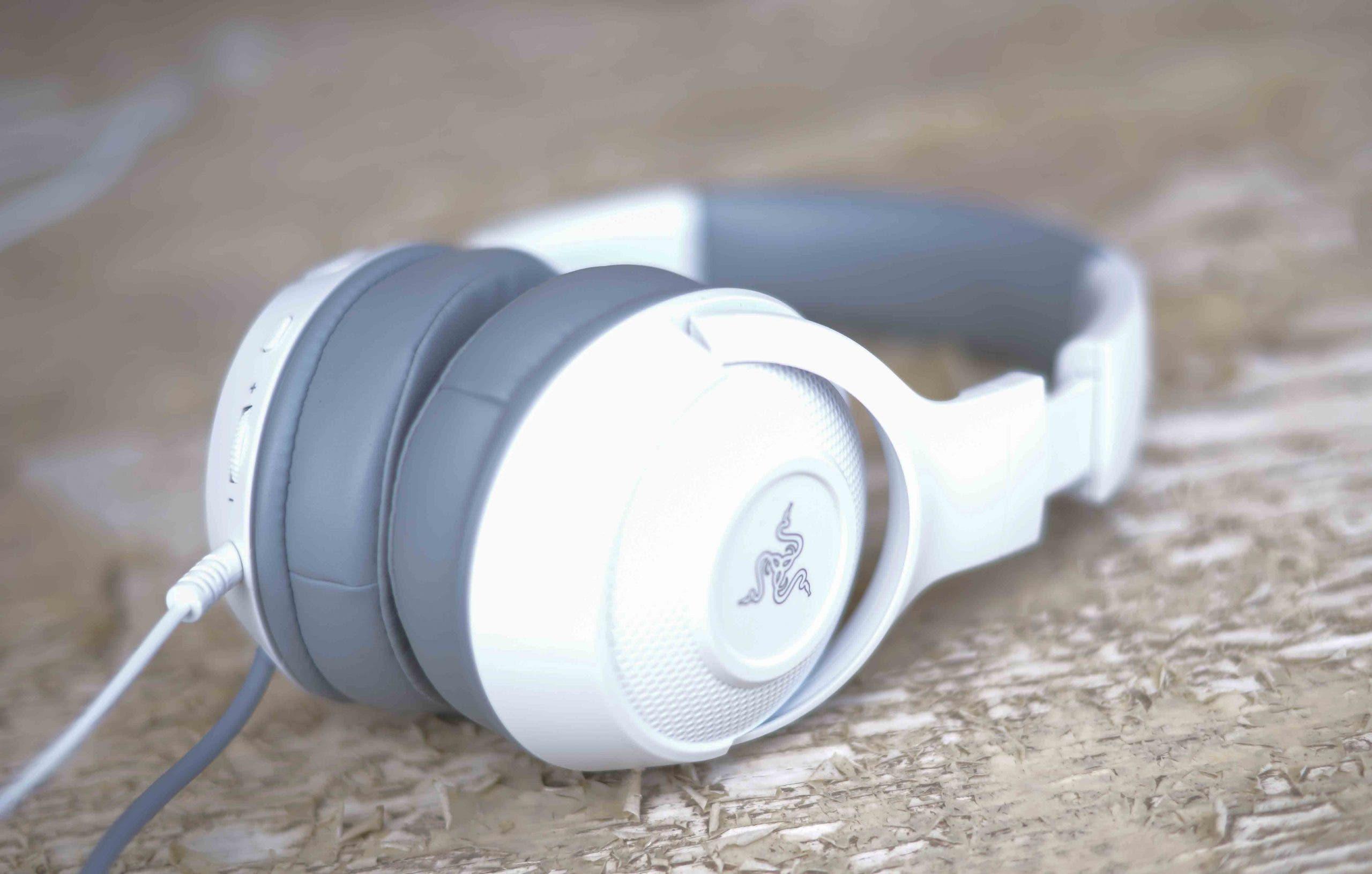 Análisis de los auriculares Razer Kraken X Mercury 4