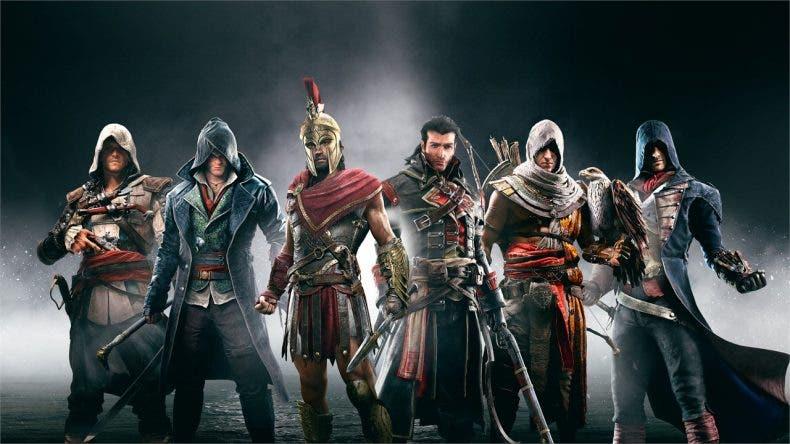 Hasta un 75% de descuento en la saga Assassin's Creed para Xbox One 1