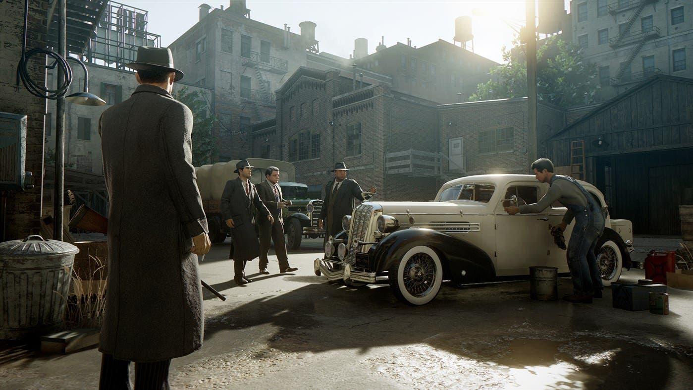 El remake de Mafia podría ser el equivalente al remake de Resident Evil 2, según Hangar 13 1