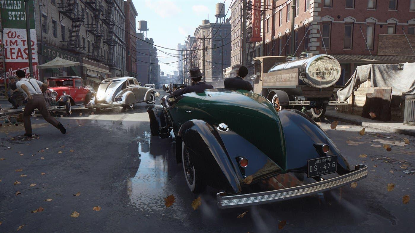 El remake de Mafia podría ser el equivalente al remake de Resident Evil 2, según Hangar 13 2
