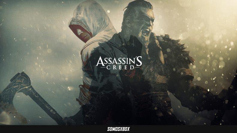 Evolución de Assassin's Creed desde Tierra Santa hasta el Valhalla