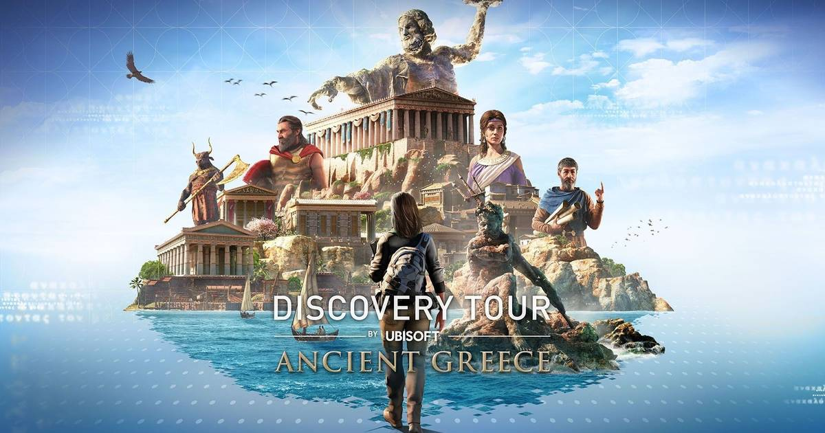 Ubisoft regala Discovery Tour de Assassin's Creed Origins y Assassin's Creed Odyssey